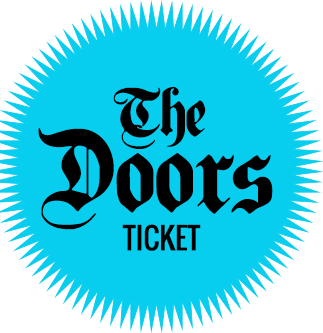 The Doors Ticket